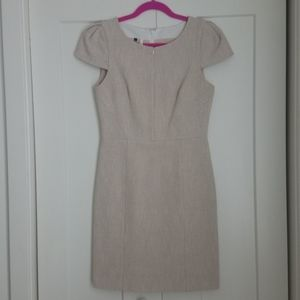 4C Tweed Shift Dress